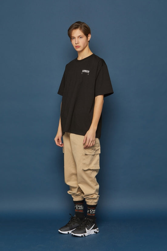 スローアシッド(SLOW ACID) Bracket Short-T (BLACK)