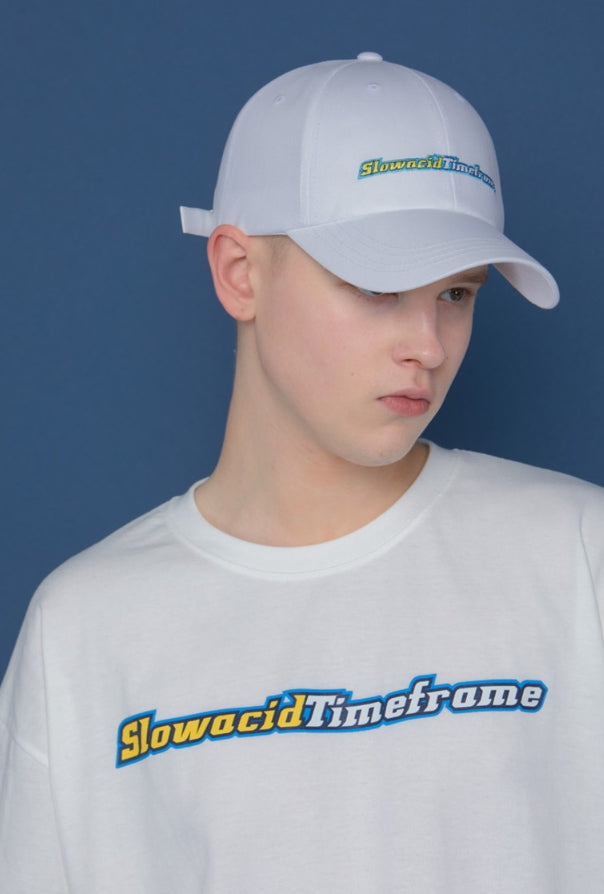 スローアシッド(SLOW ACID) TIMEFRAME Short-T (WHITE)