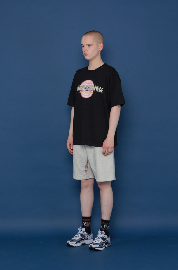 スローアシッド(SLOW ACID) ROUND&ROUND Short-T (BLACK)