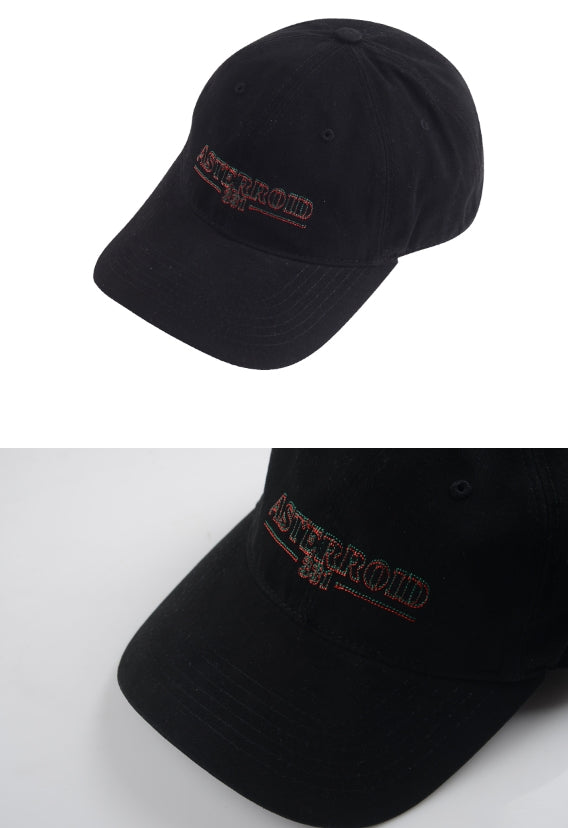 スローアシッド(SLOW ACID) Double R 331 Cap (BLACK)