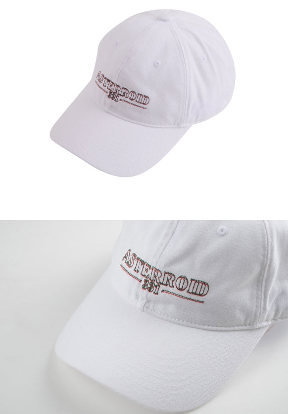 スローアシッド(SLOW ACID) Double R 331 Cap (WHITE)