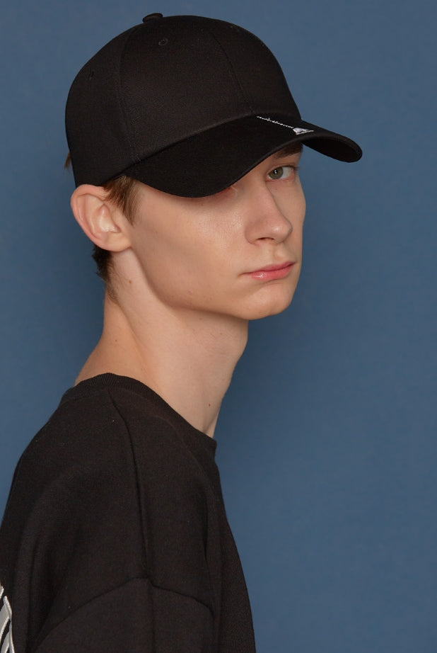 スローアシッド(SLOW ACID) Dash Line Cap (BLACK)