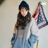 ダブルユーブイプロジェクト(WV PROJECT) TRIP ADVENTURE ANORAK BLUE GRAY MJMT7306