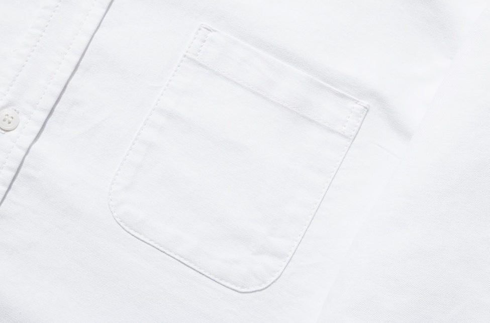 セイントペイン(SAINTPAIN)SP BASIC OXFORD SHIRTS-WHITE