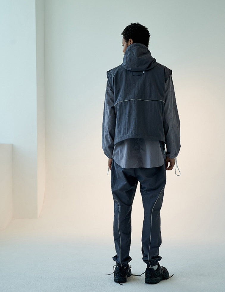 オベルー(OVERR) 19FW 1 BIG POCKET VEST
