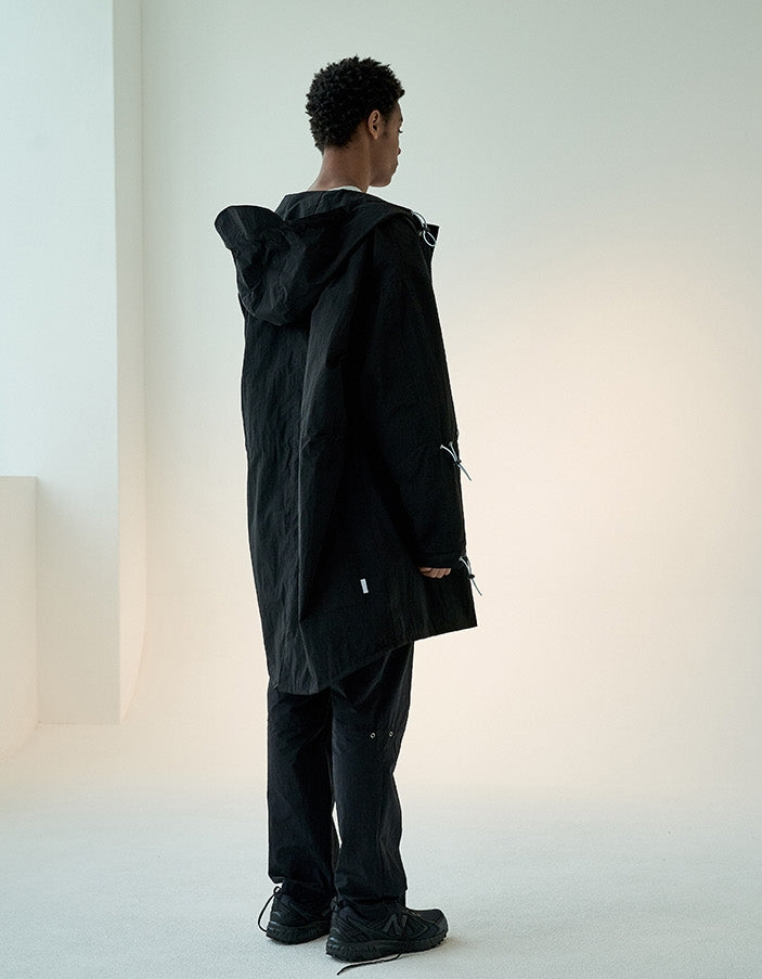 オベルー(OVERR) 19FW BLACK STOPPER FIELD JACKET