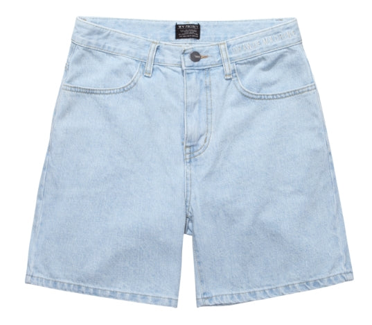 ダブルユーブイプロジェクト(WV PROJECT)SOMEONE DENIM SHORT PANTS SYSP7265(ICE BLUE)
