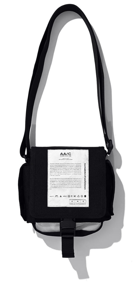 AA/C(ダブルエーシー)  AA/C 3M Shot Bag (black)