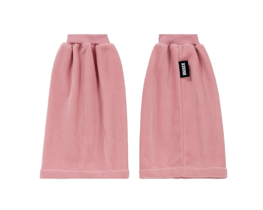 ベーシックコットン(BASIC COTTON) BC Winter leg warmer(Pink)