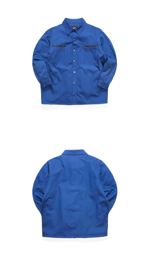 パーステップ(PERSTEP) Roper Loose fit Jacket 4color MSLS4125