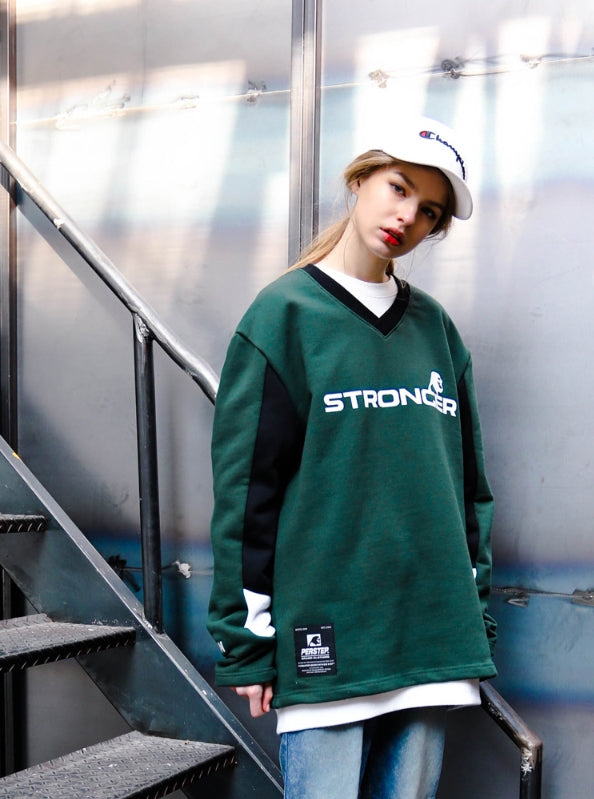 パーステップ(PERSTEP) Steerer Long sleeve 3color SMLT4112