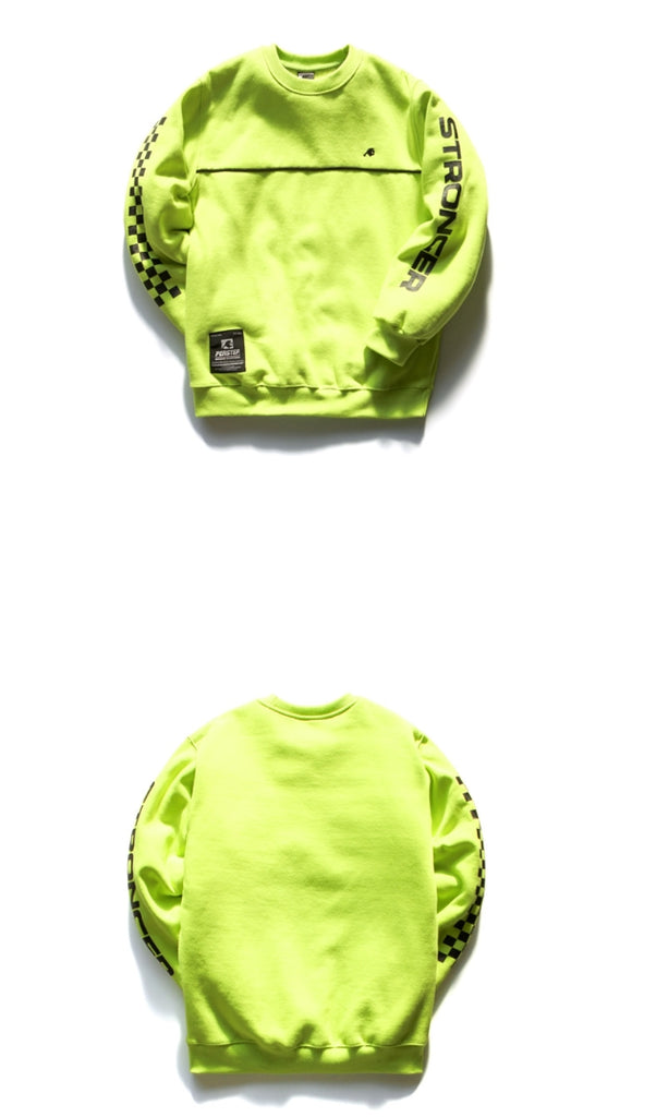 パーステップ(PERSTEP) U Chance Sweatshirt 4color MSMT4116