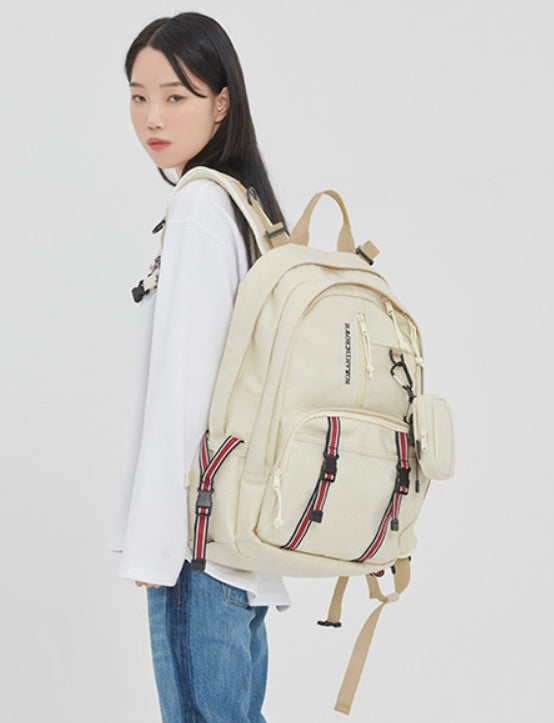 ロマンティッククラウン(ROMANTIC CROWN) CEREMONY CORDURA BACKPACK_OATMEAL