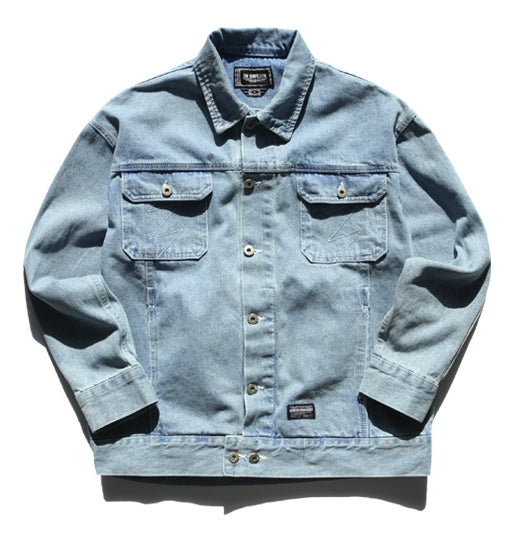 ティーダヴリューエヌ(TWN) ZIGAWATT DENIM JACKET YMOT3146