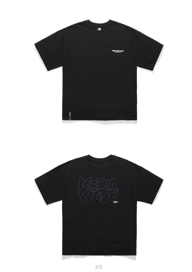 ティーダヴリューエヌ(TWN) LEFT SYMBOL SHORT SLEEVE STST3202