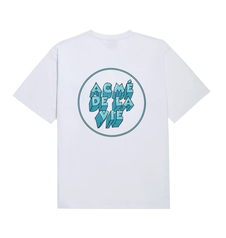 アクメドラビ(acme' de la vie) ADLV ICE LOGO SHORT SLEEVE T-SHIRT MINT