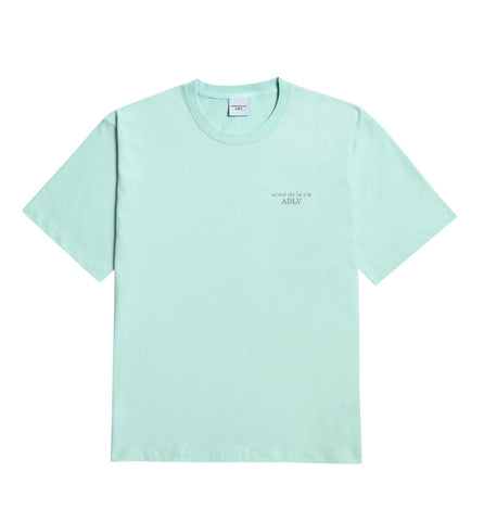 アクメドラビ(acme' de la vie) ADLV BASIC SHORT SLEEVE 2 MINT