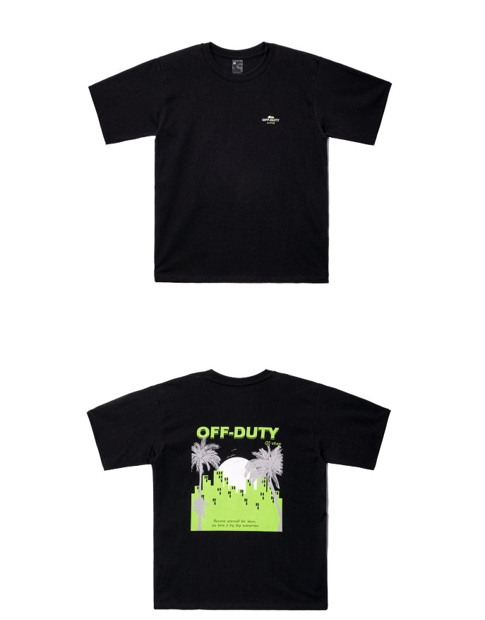 パーステップ(PERSTEP) DUTY T-SHIRT 4COLOR MSST4361