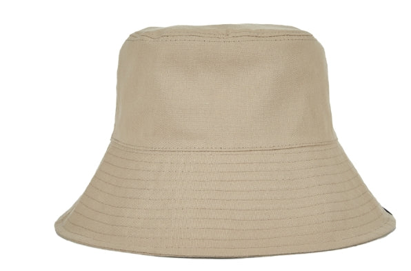 VARZAR(バザール) Wide Brim Non-Washing Bucket Hat beige
