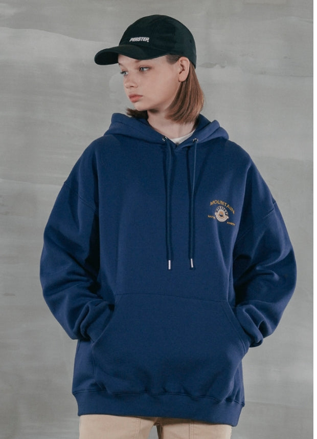 パーステップ(PERSTEP) FASCINATION HOODIE NAVY BJHD4373