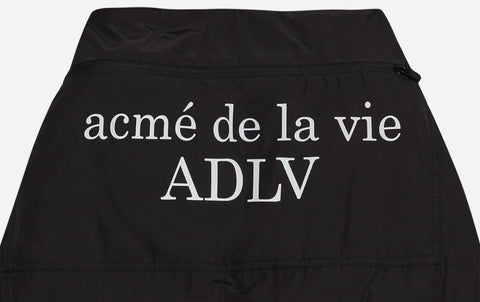 アクメドラビ(acme' de la vi)  ADLV PACKABLE BLANKET BLACK