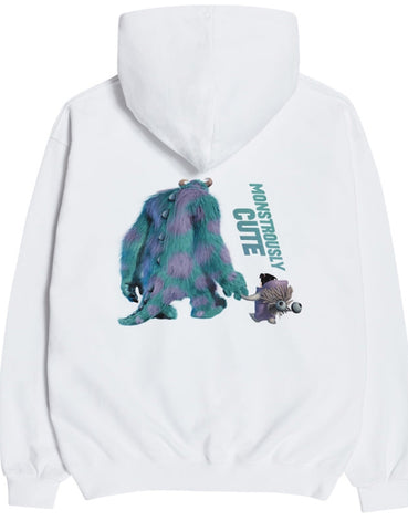 アクメドラビ(acme' de la vie)  [MONSTERS X ADLV] MONSTERS_FRIEND HOODIE