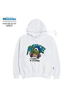 アクメドラビ(acme' de la vie)  [MONSTERS X ADLV] SKATEBOARD HOODIE (MIKE)