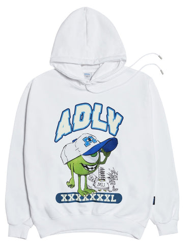 アクメドラビ(acme' de la vie)  [MONSTERS X ADLV] ADLV HOODIE (MIKE)