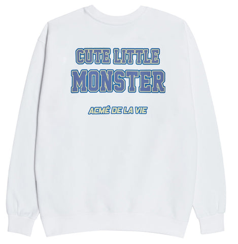 アクメドラビ(acme' de la vie)  [MONSTERS X ADLV] SWEATSHIRT (BOO)