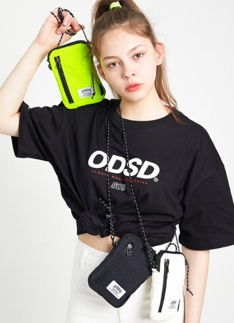 Odd Studio (オッドスタジオ) JEUNESSE × ODD STUDIO COLLABORATION MULTI POKET BAG - NEON