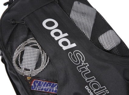 Odd Studio (オッドスタジオ) ODD STUDIO × DOST COLLABORATION BACKPACK - BLACK