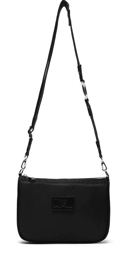 Odd Studio (オッドスタジオ) ODD STUDIO × ONE OF THEM ODD ONE COLLAB CROSS BAG - BLACK