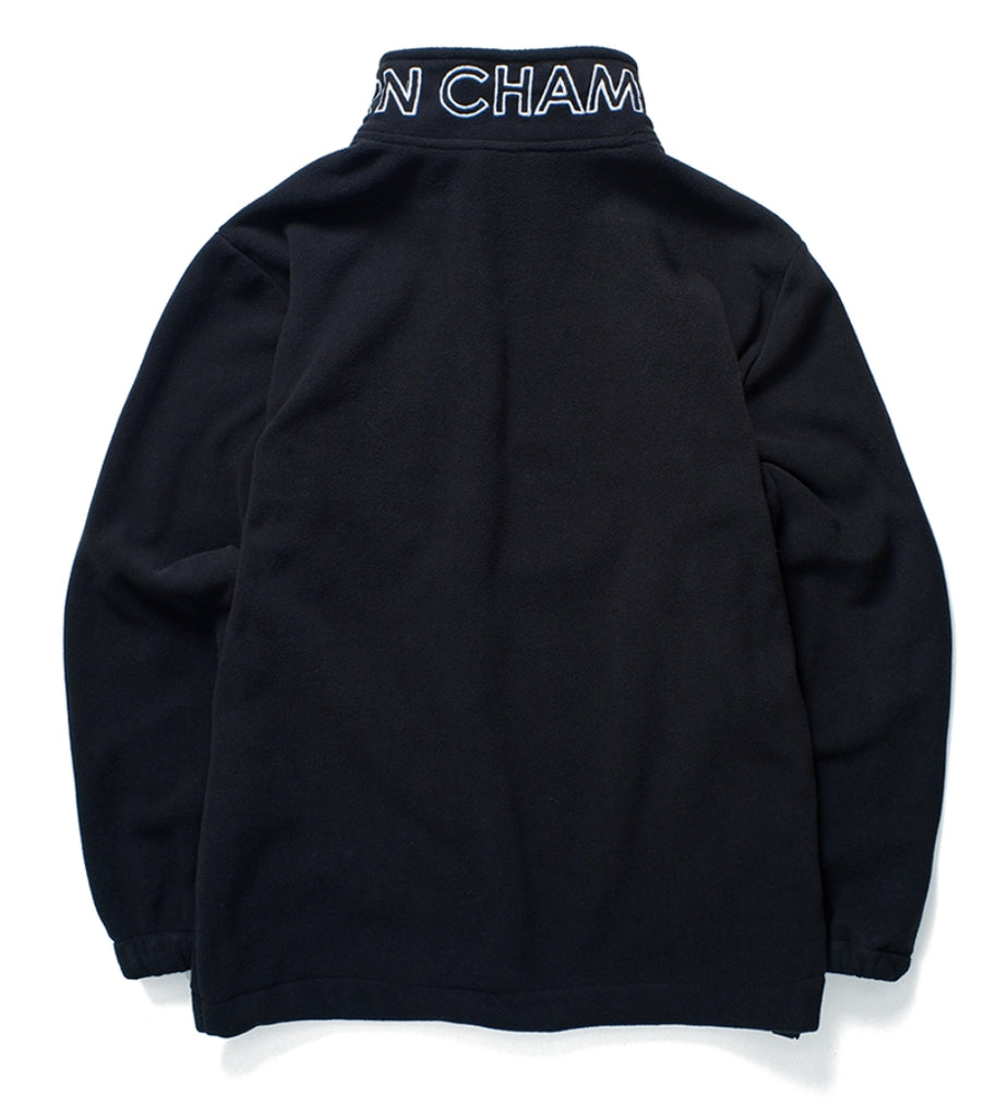 ボーンチャンプス(BORN CHAMPS) CHMPS POLAR FLEECE BLACK CERDMMT03BK