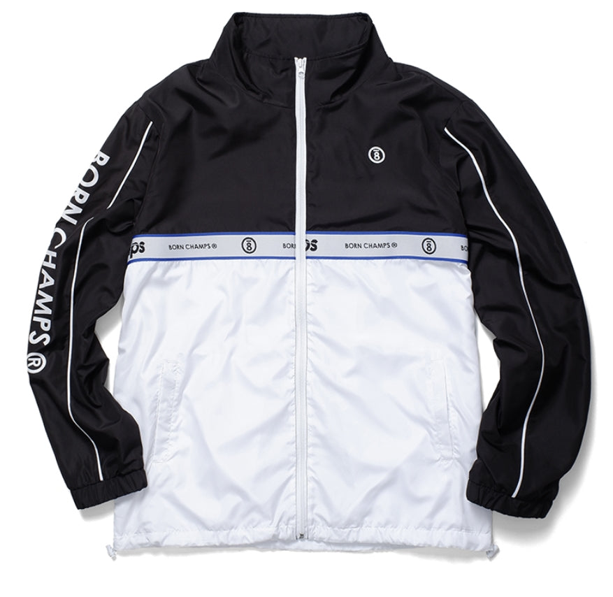 ボーンチャンプス(BORN CHAMPS) BC TWO LINE JACKET BLACK CERAMJK01BK
