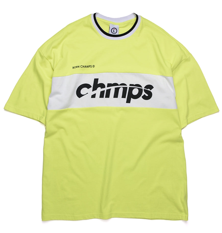 ボーンチャンプス(BORN CHAMPS) BLACK L TEE CERBMTS04LI