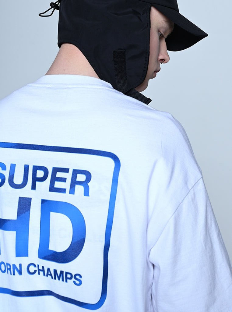 ボーンチャンプス(BORN CHAMPS)  BC SUPER HD TEE CESBMTS11WH