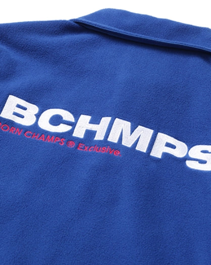 ボーンチャンプス(BORN CHAMPS)   BCHMPS FLEECE WARM SHIRT CESDMMT03BL