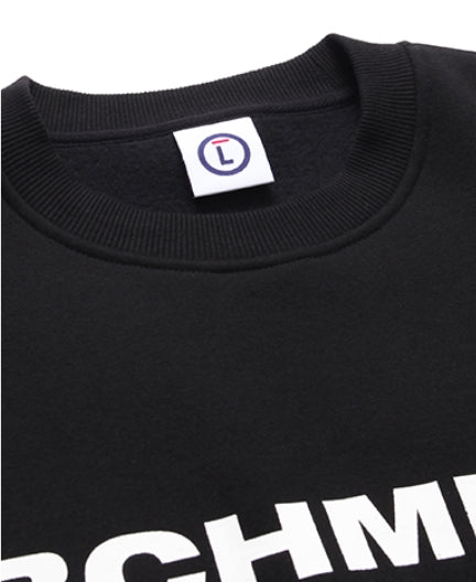 ボーンチャンプス(BORN CHAMPS) BCHMPS SWEAT SHIRT CESDMMT01BK