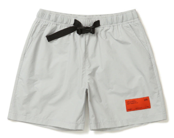 ボーンチャンプス(BORN CHAMPS)  BC LABEL SHORT PANTS CETBMTP05GY