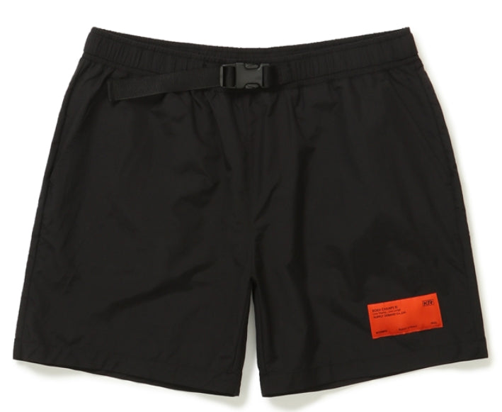 ボーンチャンプス(BORN CHAMPS)  BC LABEL SHORT PANTS CETBMTP05BK