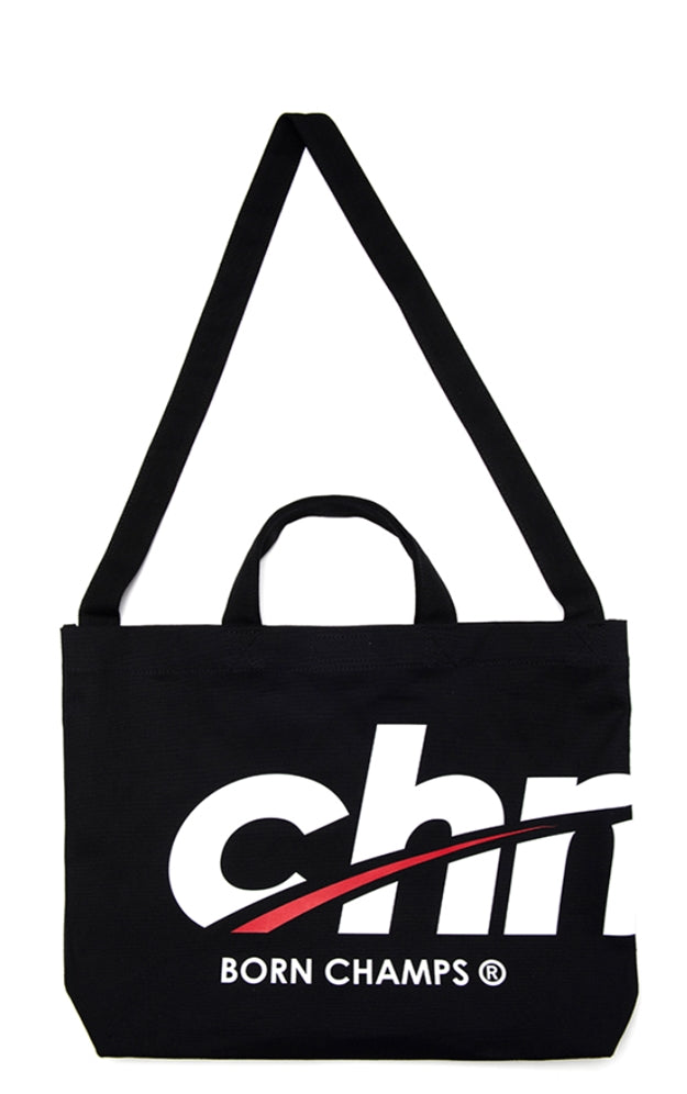 ボーンチャンプス(BORN CHAMPS) CHMPS ECO BAG CESFMBG03BK