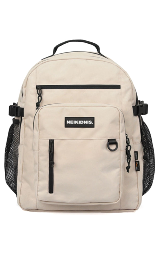 ネイキドニス(NEIKIDNIS)  TRAVEL PLUS BACKPACK / LIGHT BEIGE