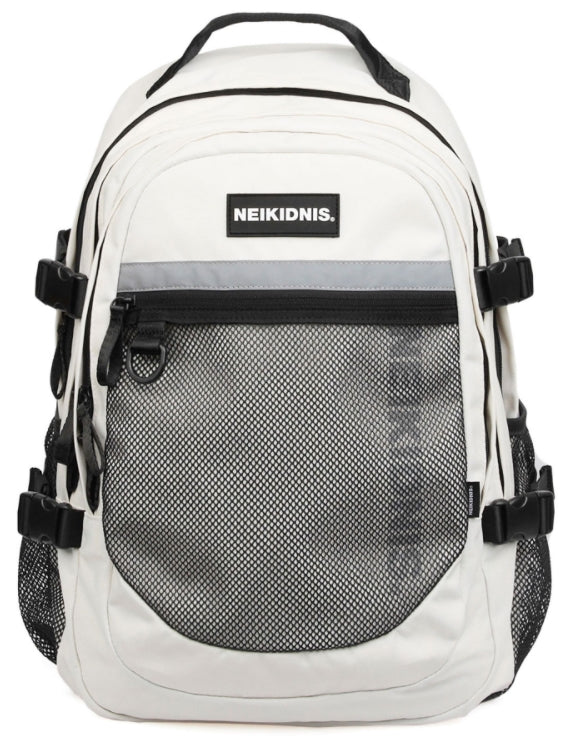 ネイキドニス(NEIKIDNIS)   ELLIPTIC BACKPACK / IVORY