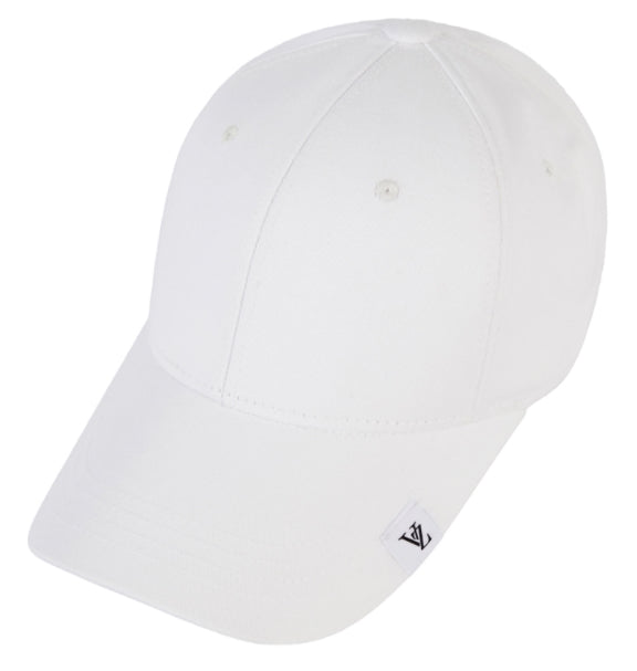 VARZAR(バザール) Label Visor Overfit Ball Cap white