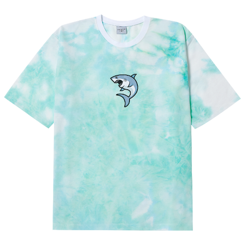 アクメドラビ(acme' de la vie) ADLV SHARK SHORT SLEEVE T-SHIRT SKY MINT