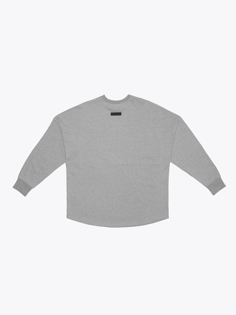 ディープリーク(DPRIQUE) CREW NECK T-SHIRT- GREY