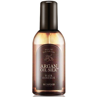 Skinfood Argan Oil Silk Plus Hair Essence 100 ml - Tarnawatka