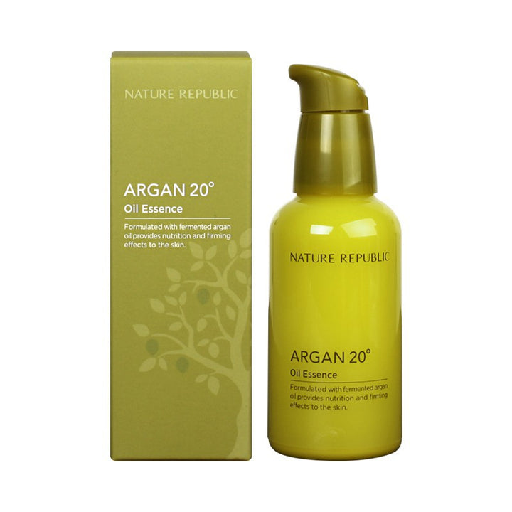 Nature Republic Argan 20º Oil Essence 40 ml - Tarnawatka