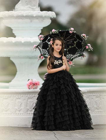 Black Thorn Gown