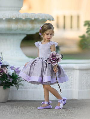 Blush Dreams Dress Lilac